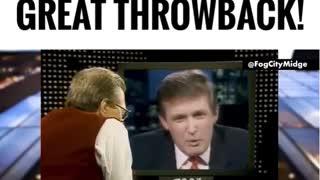 Trump Years Ago