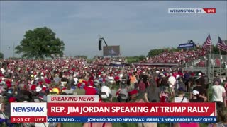LOCK HER UP! Crowd Calls Out Nancy Pelosi at AMAZING Rally