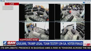 Georgia Election Fraud?