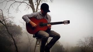 Chiquitita ABBA Spanish Classical Guitar Instrumental Cover Bill Jones Music Lyrics