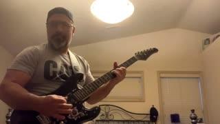 Recording guitar tracks
