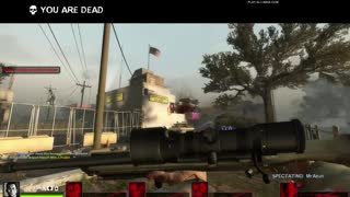 Left 4 Dead 2 13v13 Dead Center Full Match #5