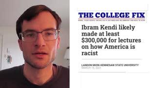Ibram Kendi makes big promises, only delivers for himself.