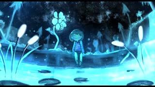 Undertale Harmonica - Waterfall - G Harmonica (tabs)