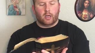 THE CRUCIFIXION GOSPEL OF MATTHEW