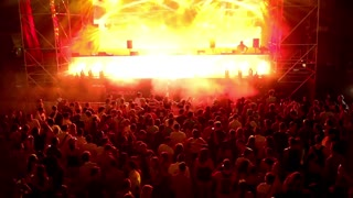 An Electronic Music Festival