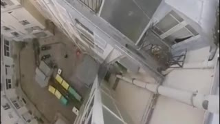 Dangerous a jump