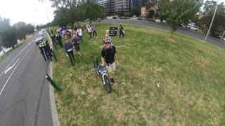 Melbourne Freedom Rally