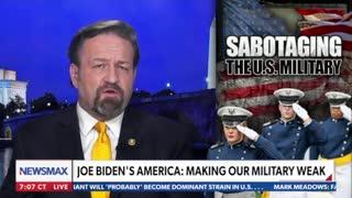 Biden is unfit to run the country. Sebastian Gorka on Newsmax
