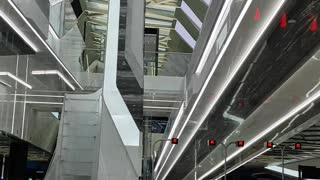 expo 2020 metro station dubai uae