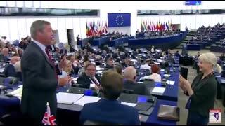 6 Times Nigel Farage SLAMMED The European Union As A Communist State