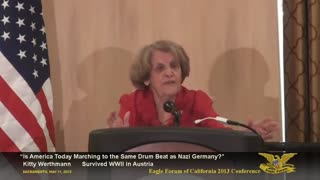 Austrian WWII Survivor's Warning to America Is CHILLING