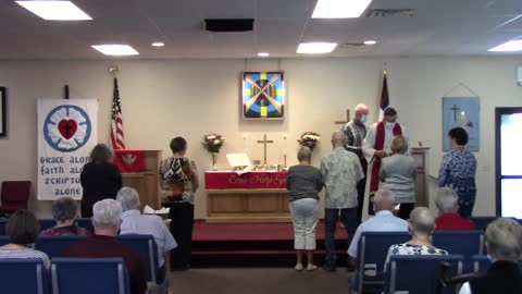 Worship Service for October 25, 2020 Part 1