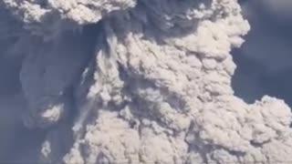 Sinabung Volcano ERUPTS Mar. 2, 2021