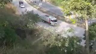 Operativos contra el transporte informal al Norte de Bucaramanga