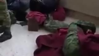 Video shows shocking Mexican Army's infantry initiation