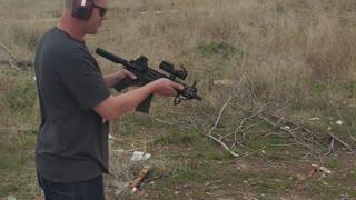 "My 7"" AR pistol"