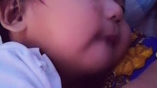 Baby First Time Calling Papa
