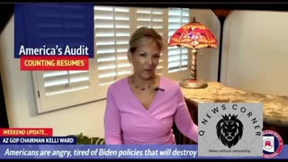 HOW THE 2020 ELECTION WAS STOLEN! [ 'MARICOPA COUNTY THE AUDIT KEYSTONE?' ]