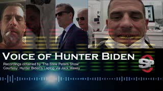 LEAKED AUDIO: Hunter Biden Admits To Smoking Crack With Former DC Mayor Marion Barry