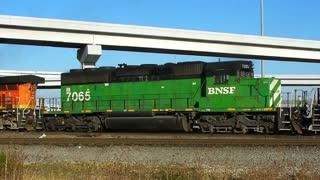 Kismet Train Collision