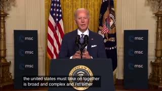 Joe Biden Drops Massive N-Bomb