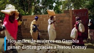 [Video] Las mujeres que se reinventan con el reciclaje