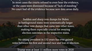 Show me the Evidence - The Most Effective and Concise Video on Voter Fraud