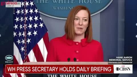 SUPERCUT: Press Secretary Unable to Answer Questions