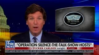 "Tucker Has Hilarious Response to ""Woke"" Generals Attacking Him"