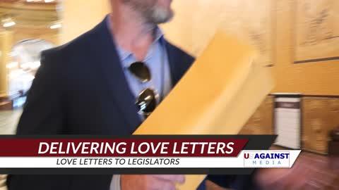 Love Letters To Legislators 9/9/2021