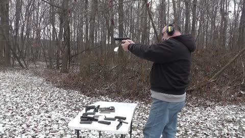 Converting a Beretta 96 to 9mm