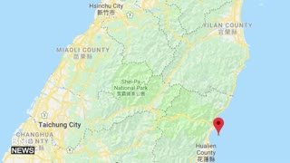 Strong Earthquake Hits Northeast Taiwan, Buildings Collapse