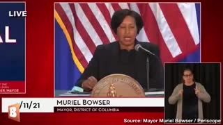 """DC Mayor Bowser says """"Trumpism"""" will not die on Jan 20"""