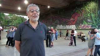 [Video] En Argentina el tango duerme durante la pandemia