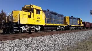 Ballast Train.