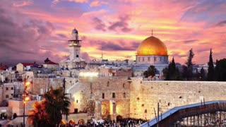 Blessing Jerusalem