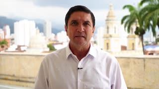 Video: Alcalde de Bucaramanga hace un llamado al diálogo tras seis días de protestas