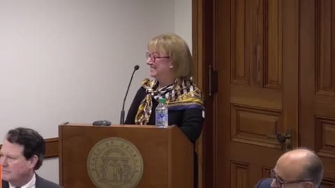 GA Audit Supports Election Official's Testimony