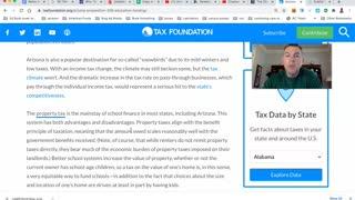 Massive Tax Increase in Arizona!