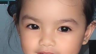 Cute Baby Tiktoker