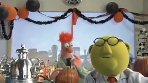 Pierre McGuire meets his Muppets clone