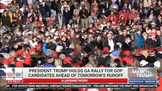 Trumps full speech Georgia Jan 4th