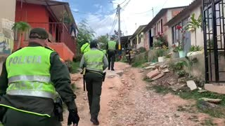 Policía realizó operativos en el Sur de Bucaramanga