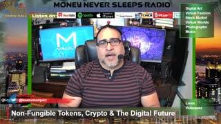 Money Never Sleeps Radio with Louis Velazquez, Mar 11, 2021