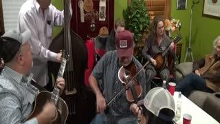 Jam 01G - Marty Elmore - Hot Springs - 2020 Gatesville Fiddle Contest
