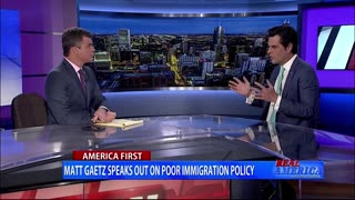 Dan Ball W/ Matt Gaetz (Pt.1)