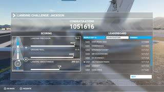Perfect Landing - Microsoft Flight Challenge