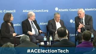 2015 Mark Malloch-Brown at the Atlantic Council in Washington DC
