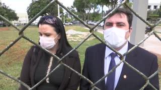 Arrestan a seis militantes bolsonaristas, entre ellos la reconocida Sara Winter